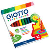 Giotto Turbo Color 12er Etui
