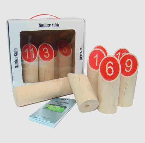 BEX Number KUBB Basic