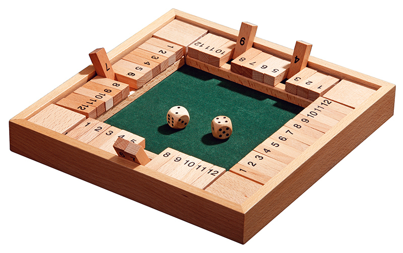 Shut The Box 12er